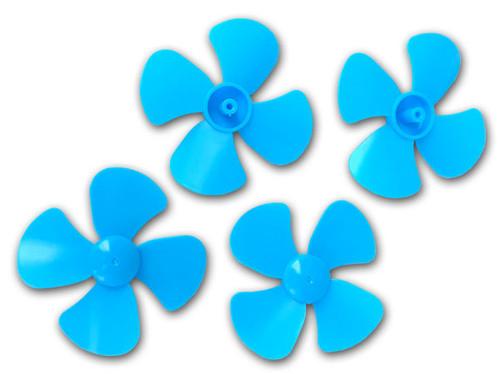 4 blade propellers