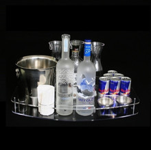 Deluxe Bottle Service Trays
