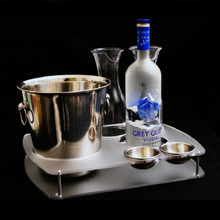 Basic Bottle Service Trays