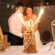 Wedding Cake Sparklers