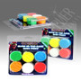 Glow Body Paint Clamshell Pack Assorted