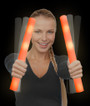 LED Foam Stick Baton - Orange