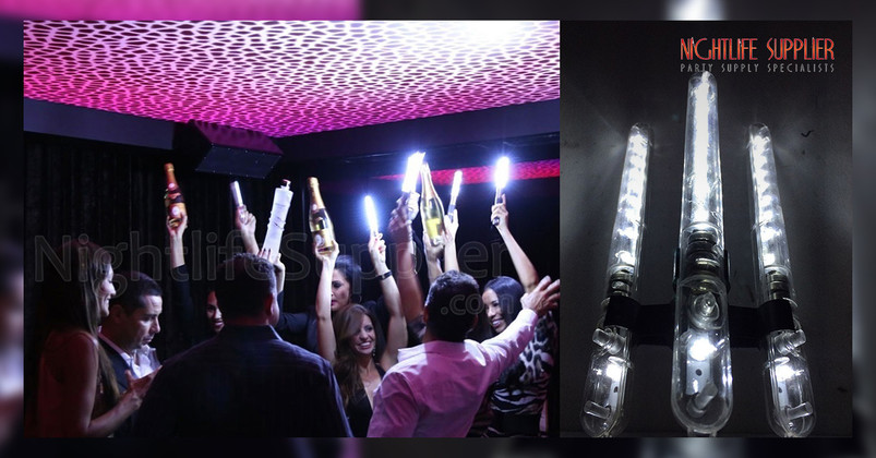 Learn More About Our Nightclub Supplies!