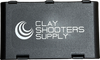 Clay Shooters Supply Extended Shotgun Choke Tube Case (5 Chokes) + Wrench Compartment– 5033-5
