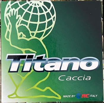 RC Titano 12ga, 1oz 1220FPS #8 Lead Target Shot - Flat (10 boxes/25rds)