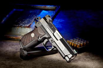 """Wilson Combat EDCXCP9 1911 EDC X9 9mm Luger 4"""" 15+1"""