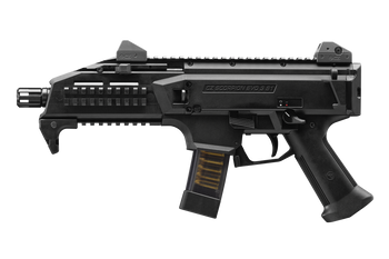 "CZ SCORPION EVO 3 S1 9MM 7.72"" 20+1 BLACK 91351"