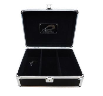 6 Lens 3 Frame Aluminum Case (3 Compartment)