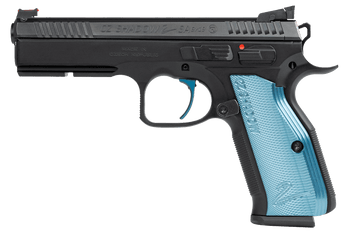 CZ Shadow 2 Single Action- 9mm Black Poly Coat - 91245