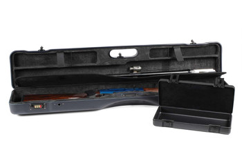 Negrini Luxury OU/SXS/Auto/Pump UNICASE Travel Shotgun Case – 16406LR-UNI/5590