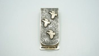 Clint Orms Folder 1881 Money Clip