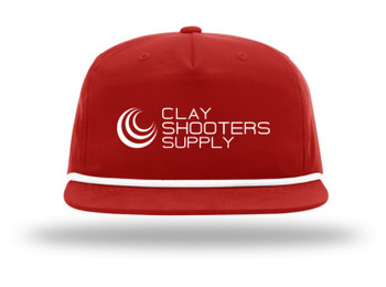 Clay Shooters Supply Rope Hat