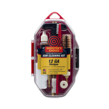 Shooter's Choice 12ga Shotgun Cleaning Kit