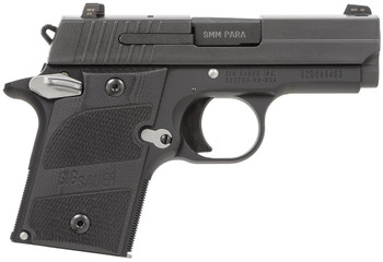 SIG SAUER P938 Nightmare Microcompact 9MM