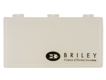 Briley 6 Choke Holder Case, Also Holds Speed Wrench and Unilube, 6CH