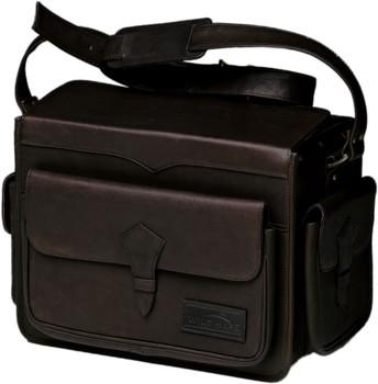 Wild Hare Leather Range Bag - Java