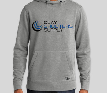 Clay Shooters Supply New Era Tri-Blend Pullover Hoodie