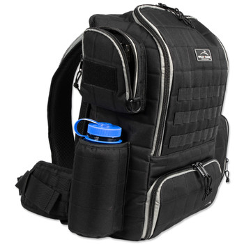 Wild Hare Deluxe Competition Range Backpack - Black