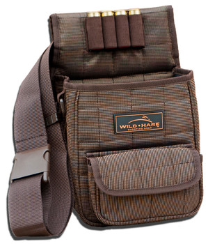Wild Hare Premium Divided Shell Pouch