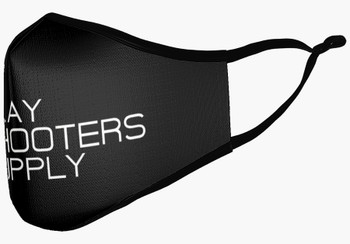 Clay Shooters Supply Face Mask