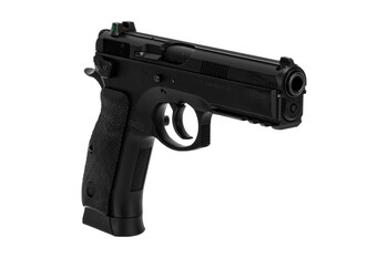 CZ 75 SP-01 Tactical Full Size 9mm Pistol 18 Round - Decocker - 91153