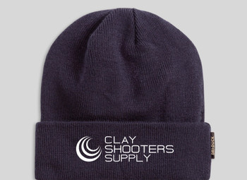 Clay Shooters Supply Dri Duck Basecamp Performance Knit Beanie