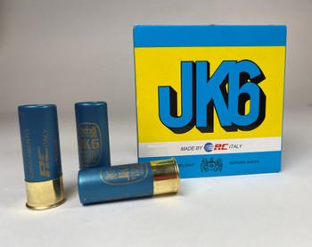 RC JK6 12ga 1-1/4oz 1390FPS #8 Lead Shot- 25box/10case