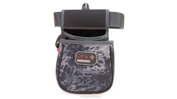 G*Outdoors GPS-960CSPPM Contoured Double Shotshell Pouch With Web Belt PRYM1 Bl