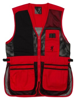 Browning Trapper Creek Mesh Shooting Vest