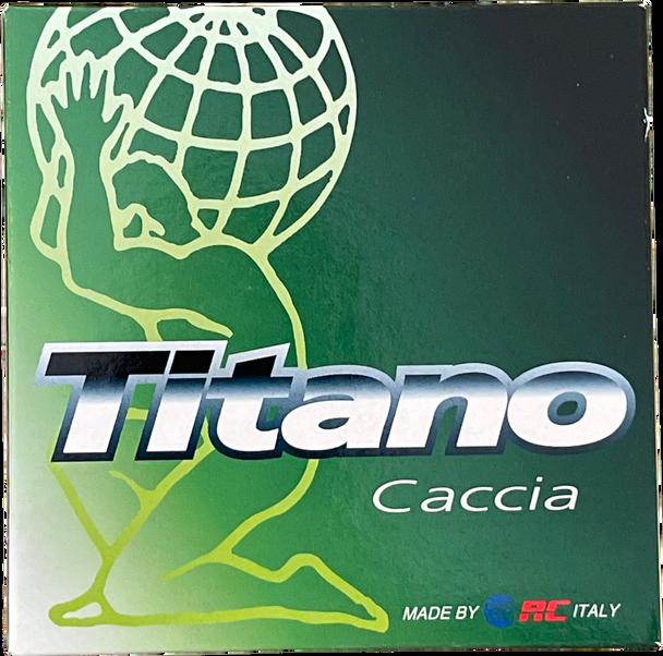 RC Titano 12ga, 1oz 1220FPS #7.5 Lead Target Shot - Flat (10 boxes/25rds)