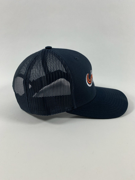 Clay Shooters Supply PRO Trucker Hat - Navy