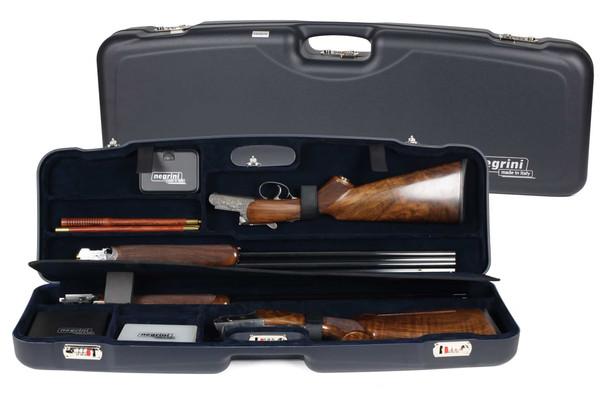 Negrini OU/SxS Two Shotgun Travel Case – 1622LR-2F/5135