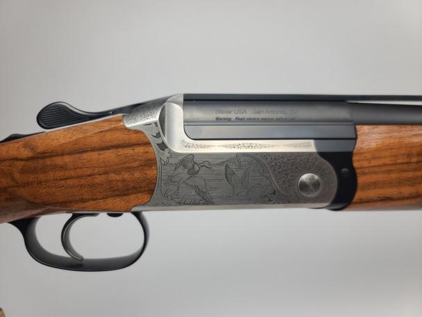 """Blaser F3 Luxus 12ga 32"""" - Wood Grade 5 - Right Handed"""