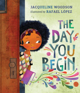 The Day You Begin, Illustrated