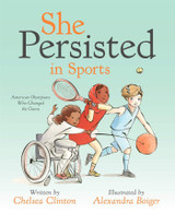She Persisted in Sports