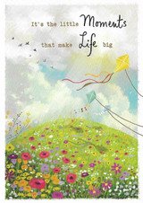 Moments Life Friendship Card