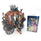Cinderella's Carriage (3D) Card