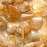 Citrine Crystal: Positivity + Strength + Sacral Chakra