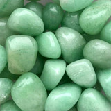 Green Aventurine Crystal: Prosperity + Leadership + Heart Chakra