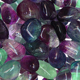 Rainbow Fluorite Crystal: Transformation + Protection + Heart Chakra