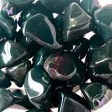 Bloodstone: Healing + Creativity + Base Chakra