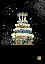 Decorative Cake Card