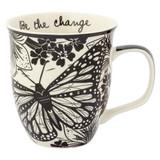 Butterfly Boho Mug (12oz)
