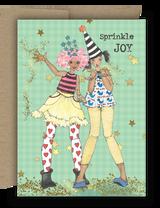 Sprinkle Joy Card