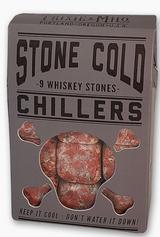Whiskey Stones, 9 pc