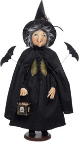 Morgana Witch on Stand by Joe Spencer