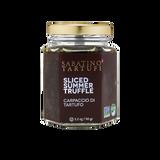 Sliced Black Summer Truffles in Extra Virgin Olive Oil (3.2oz)