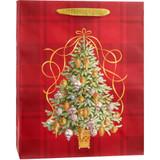 Golden Tannenbaum, Medium Tote Bag