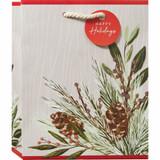 Holiday Pine Sprig, Medium Tote Bag