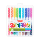 Stampables, Scented Washable - 18 Double Ended